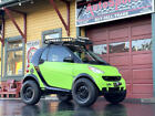 2009 Smart Fortwo Pure 2009 Smart Fortwo Pure 44908 Miles Green Coupe 1.0L L3 DOHC 12V Automatic