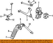 CHRYSLER OEM Front Stabilizer Sway Bar-Mounting Bracket 4626762AB