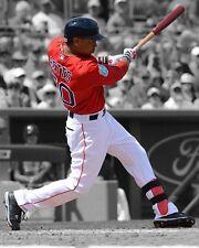 Boston Red Sox MOOKIE BETTS Glossy 8x10 Photo Spotlight Print Baseball Poster