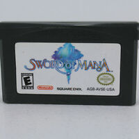 Sword of Mana GBA Genuine *RG Gallery* GameBoy Game Boy Advance Nintendo
