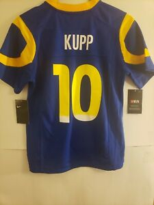 Nike Los Angeles Rams Cooper Kupp MED Youth Jersey NWT