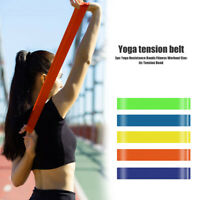 5X Muscle Exercise Strength Resistance Band Yoga Gym Fitness Training Latex Loop