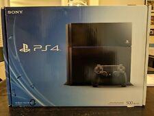 Sony PlayStation 4 500Gb Jet Black Console