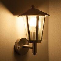 Außenleuchte Edelstahl Aussenleuchte Volterra BT1028 UP Wandlampe Leuchte Licht