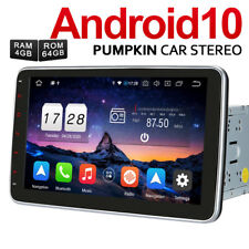 "Pumpkin 8 Core Double 2 Din 10.1"" Android 10.0 Car Radio Stereo 4Gb 64Gb Gps Fm"