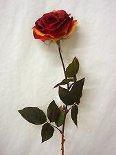 (00954) ARTIFICIAL FLOR VARA INDIVIDUAL ROSA