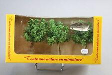 V743 FR maquette Ho train diorama rare boite 8623 Platane arbre taille 90 mm