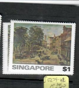 SINGAPORE (PP0104B)   ART    SG 279-281         MNH