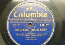 78 tr/min Elisabeth Schwarzkopf Stille Nacht, heilige Nacht/O TANNENBAUM