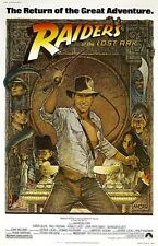 Raiders Of The Lost Ark movie poster (b) : 11 x 17 inches - Indiana Jones poster