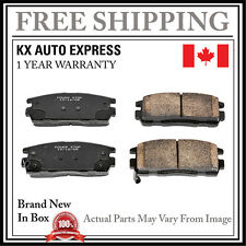 REAR CERAMIC BRAKE PADS FOR CHEVROLET CAPTIVA SPORT 2008 2009 2010 2012