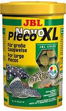 JBL novopleco XL 5,5 Litro - NOVO Pleco 5500 ml chips Comida 5,5l CHIPS