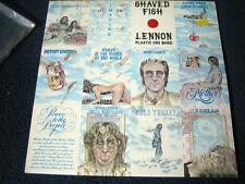 JOHN LENNON - Shaved Fish LP - UK Apple 1st Press - M- with Inner Sleeve