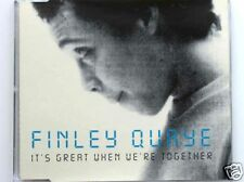 Finley quaye-It 's Great when we' re together (MAXI-CD)