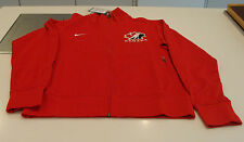 Team Canada 2014 World Juniors M Red IIHF Classic Full Zip N98 Track Jacket1.3