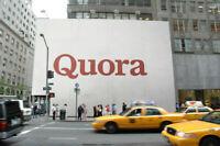 Guest Blog Post On Quora. com DA92