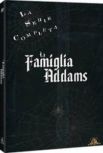 La Famiglia Addams - La Serie Completa - Stagioni 1-3 - Cofanetto 9 Dvd - Nuovo
