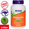 Now Foods Chlorella 1000 mg 120 Vegan Tablets, Green Superfood