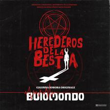 "Buio Mondo - Herederos De La Bestia (original Soundtrack) [New Vinyl LP] 10"""