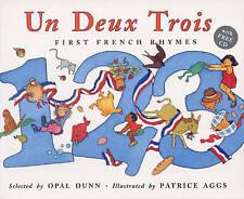 Un Deux Trois (Dual Language French/English) (Frances Lincoln Children's Books D