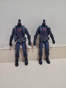 Hasbro GI Joe Classified Series Cobra Infantry 2x BODY ONLY 6 Inch Figure