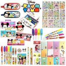 Disney Tsum Tsum Assorted School Supply Stationary Surprise Blind Gift Set