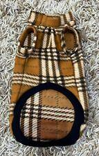 "winter Sphynx cat clothing, cat jumper, ""New"" handmade. Single Side Fleece"