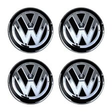 VW Nabenkappen Radblenden für VW original Alufelgen 6CD 601 171 (4 Stück) 56mm