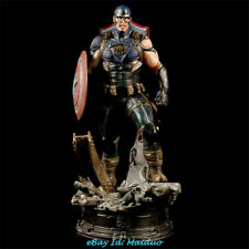 HYDRA Captain America Statue Resin Model GK Collections New 54cm