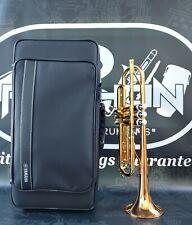 Yamaha YTR-4335 Gll Gold Lacquer Bb Trumpet- Intermediate