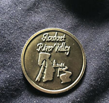 Acushnet River Valley...Golf Ball Marker...
