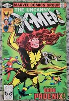 Uncanny X-Men 135 Dark Phoenix Saga VG+ 4.5 (1963 Series)