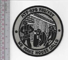 ATF New York Buffalo & Rochester Field Office Rochester PD FSU - VCT vel hooks