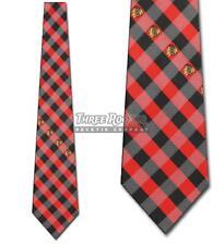 Chicago Blackhawks Tie Blackhawks Neckties Mens Licensed Hockey Neck Ties NWT