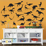 24 Dinosaur Wall Stickers & Decals Vinyl Art Mural Bedroom Removable on A5 Sheet