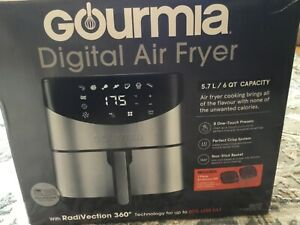 GOURMIA 5.7L /6 QT DIGITAL AIR FRYER