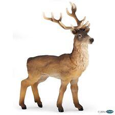 Stag figure Papo: Wild Animal Kingdom - Model 53008