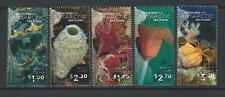 NEW ZEALAND 2016 ROSS DEPENDANCY, CREATURES OF THE ANTARCTIC SEA FLOOR FINE USED