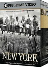 New York . A Documentary Film by Ric Burns . PBS . American Experience . 8 DVD