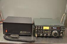 Icom IC-751A 160-10 Meter Ham Radio Transceiver & Astron RS-35A Power Supply