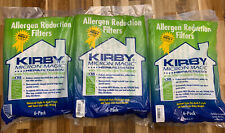 6 Style F Premium HEPA Filtration Vacuum Bags  for Kirby Sentria (3 Pack)