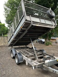 Ifor Williams 12ft Tipping Trailer