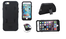 Armor Impact Rugged Case Holster Cover Stand For iPhone 6 (S) / 6 (S) Plus