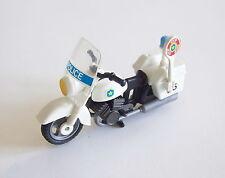 PLAYMOBIL (K4109) POLICE - Moto de Patrouille 3489 3564