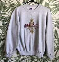 Vintage Florida State Seminoles Football FSU Russell Athletic Made In USA Medium
