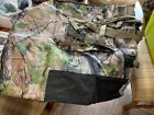 Movepeak waterproof seat cover for dogs Camouflage   S0