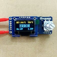 T12 Oled Digital Soldering Iron Station Temperature Controller Board for Hakko