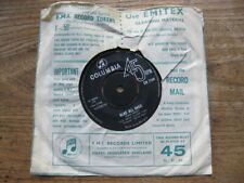 """VG+  THE DAVE CLARK FIVE - Glad All Over / I Know You - 7"""" single"""