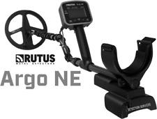 Metal detector RUTUS ARGO NE cercametalli Motion Non-Motion e Combined Mode