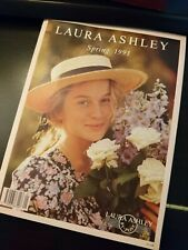 Laura Ashley Vintage Fashion Catalogue Spring 1991